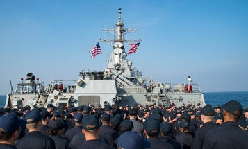 The Navy has fired 4 commanding officers so far this year