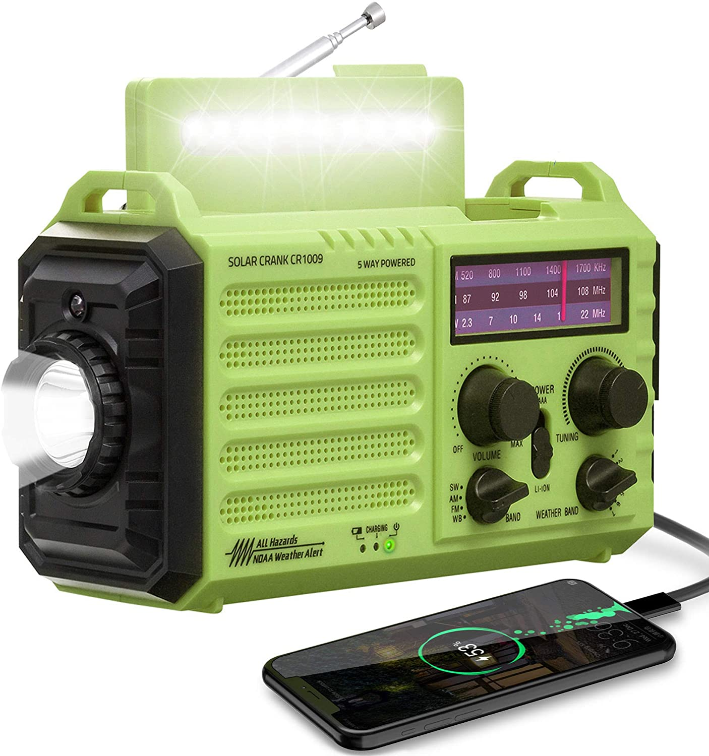 Holababy Emergency Radio