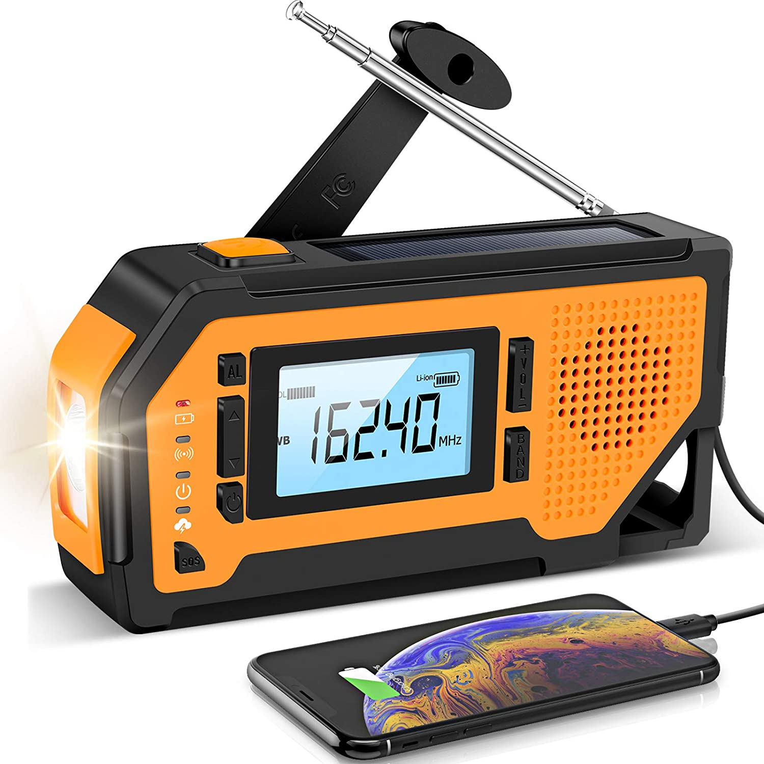 Aiworth Emergency Survival Radio
