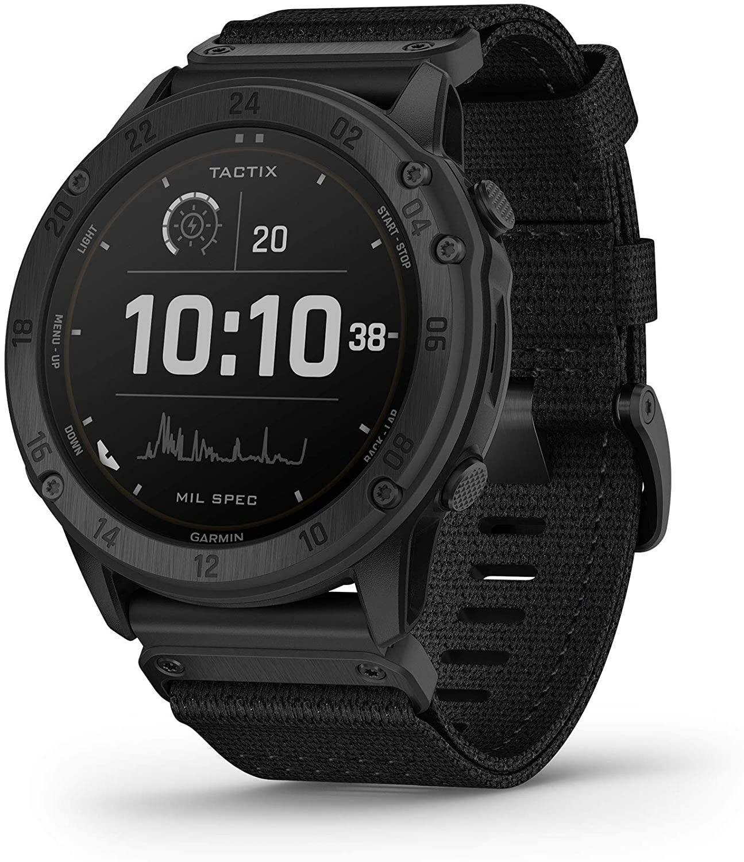 Garmin Tactix Delta Solar Specialized Tactical Watch