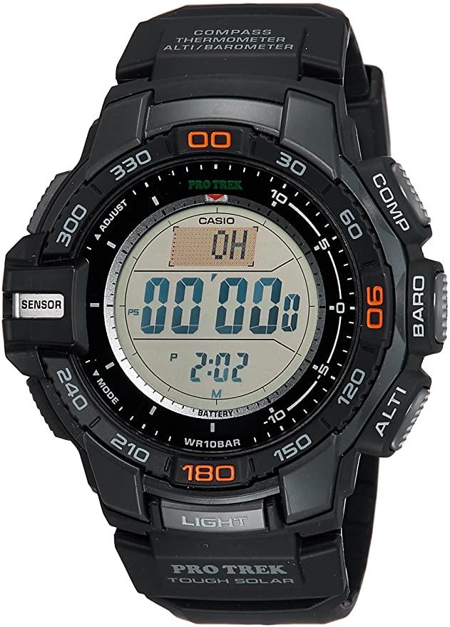 Casio Men's Pro Trek Multifunction Digital Sport Watch