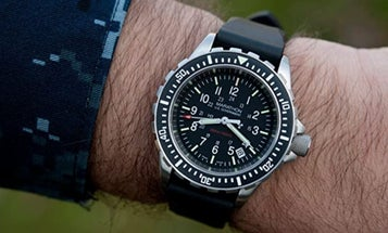 The best tactical watches to keep you on time and on target