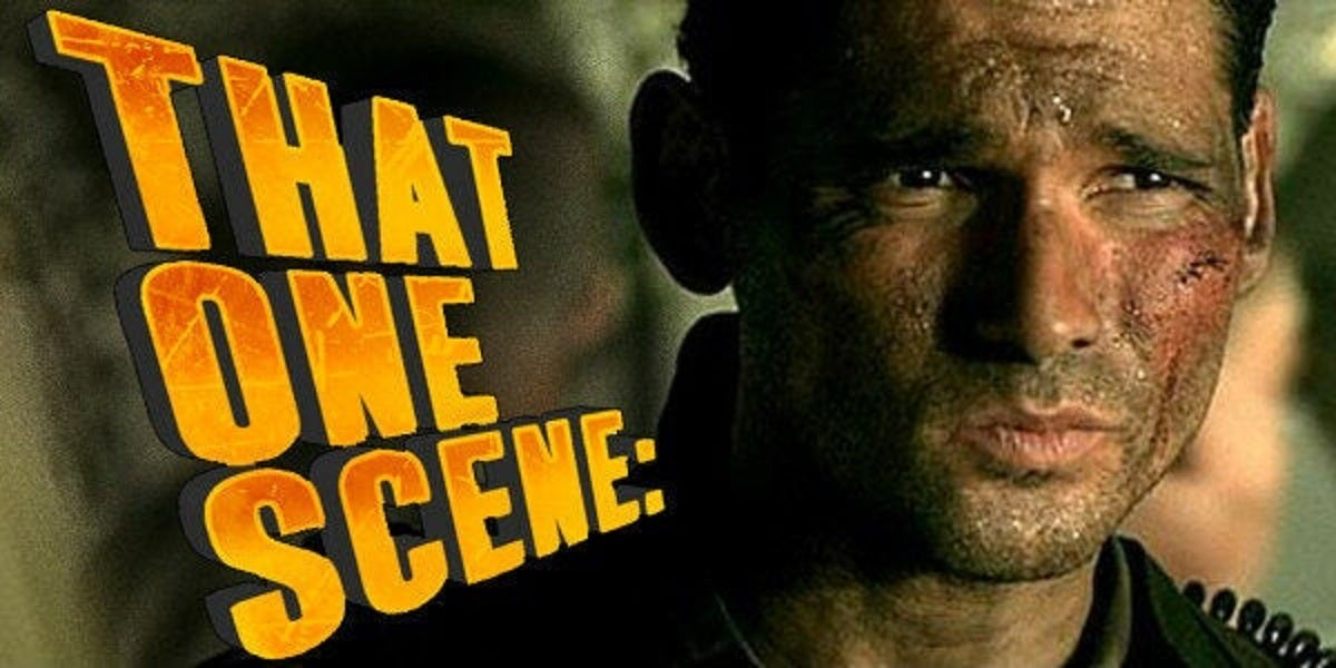 The true story behind that one scene from 'Black Hawk Down' that explains why soldiers go to war