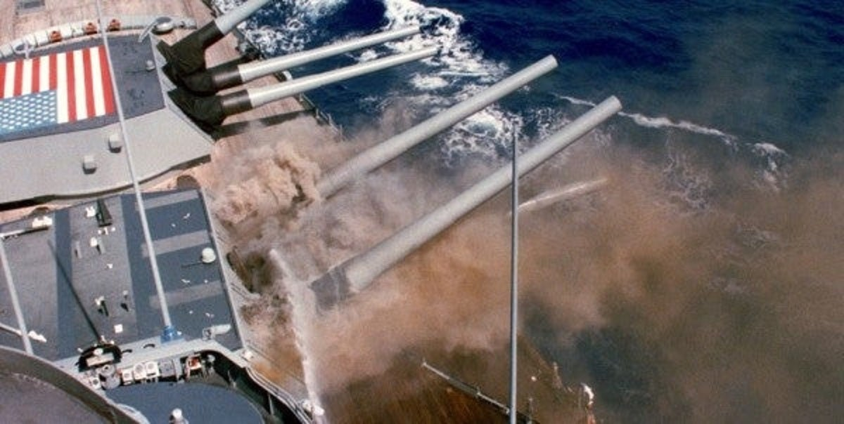 Remembering the USS Iowa explosion and aftermath