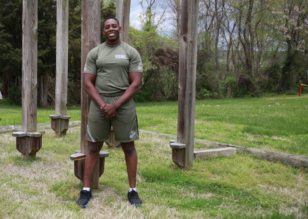 Marines are testing out new workout gear, and the fate of 'silkies' is an open question