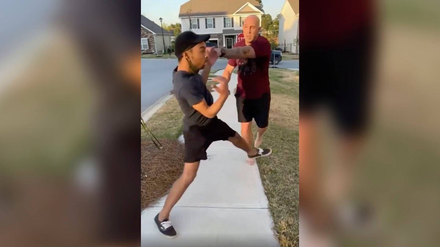 Fort Jackson soldier caught on video berating Black man is charged with assault