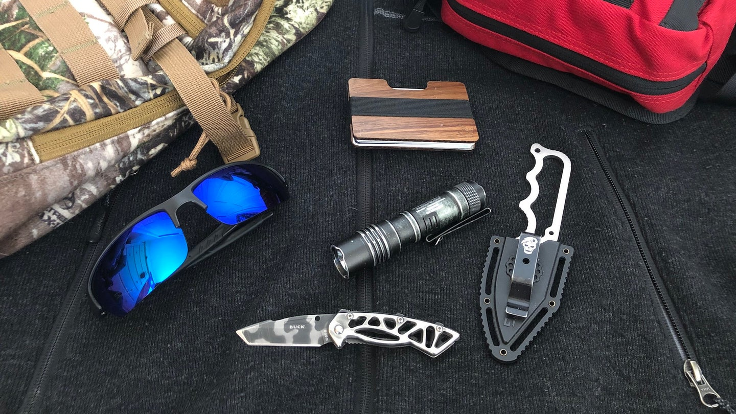 What is the one piece of EDC gear you absolutely cannot live without?