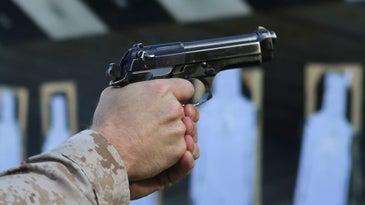 marine corps m9 pistol