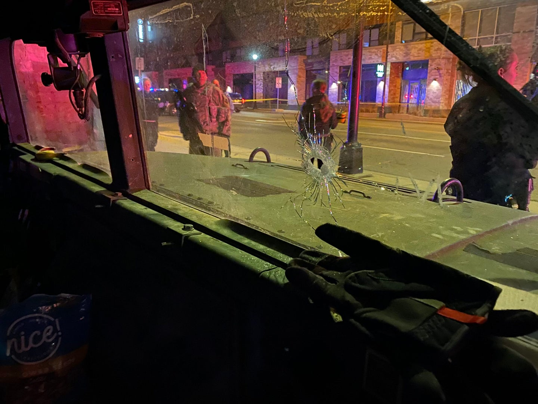 minnesota national guard shooting