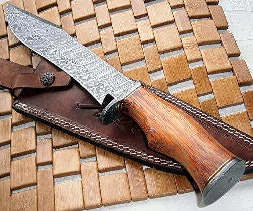 Poshland Reg-215 Handmade 14 Inch Bowie Knife