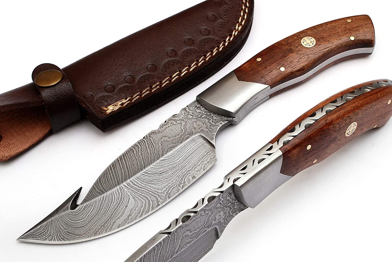 Radny Damascus Steel Knife