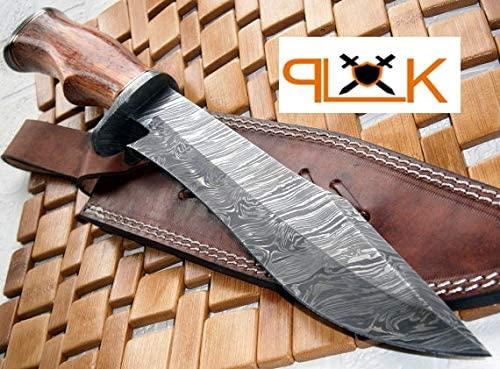 Poshland Reg-215 Damascus Knife