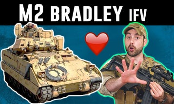 Why the M2 Bradley Infantry Fighting Vehicle is totally great