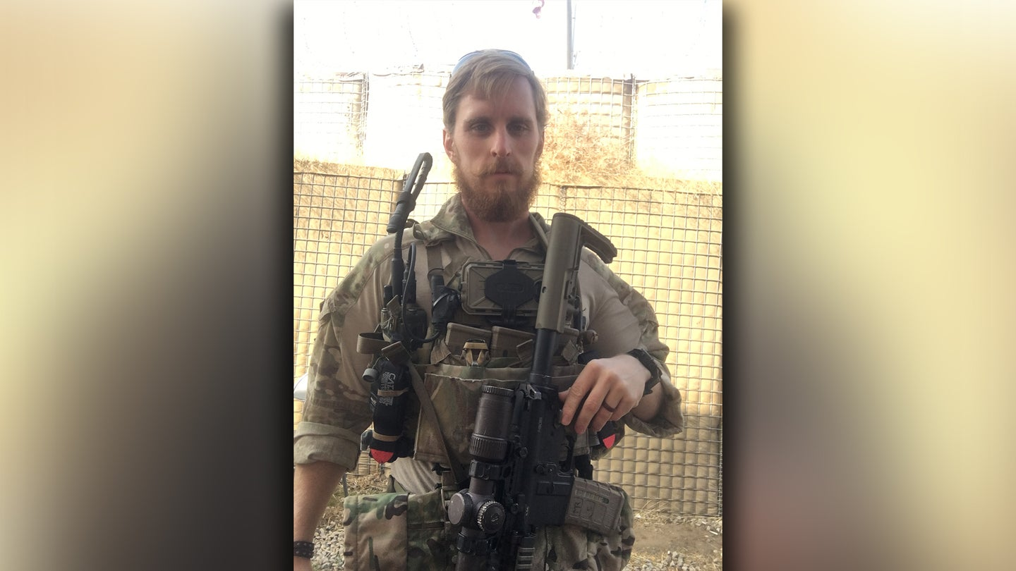 This Air Force PJ heroically treated 7 teammates wounded by a massive explosion in Afghanistan