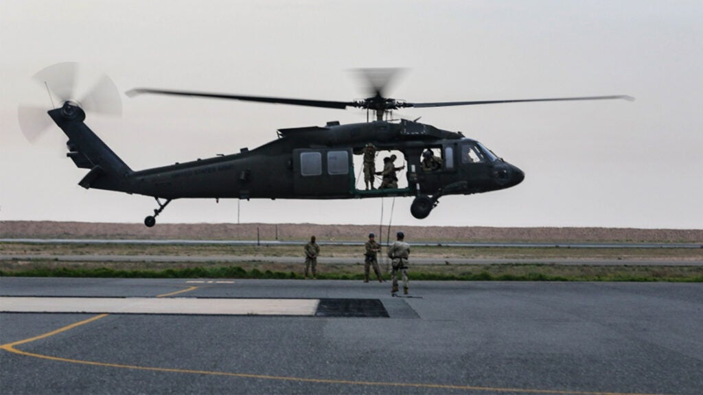 This Army pilot can teach you how to hover in a helicopter in just 54 seconds