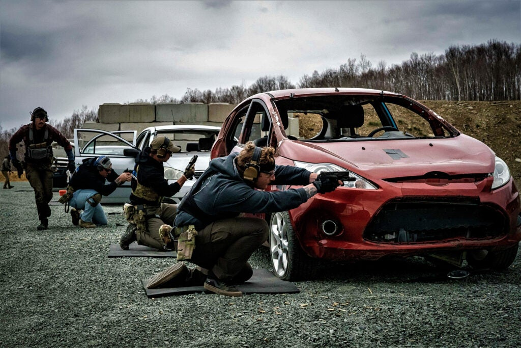 Why Green Beret training involves shooting out of a Toyota Corolla and ramming vehicles