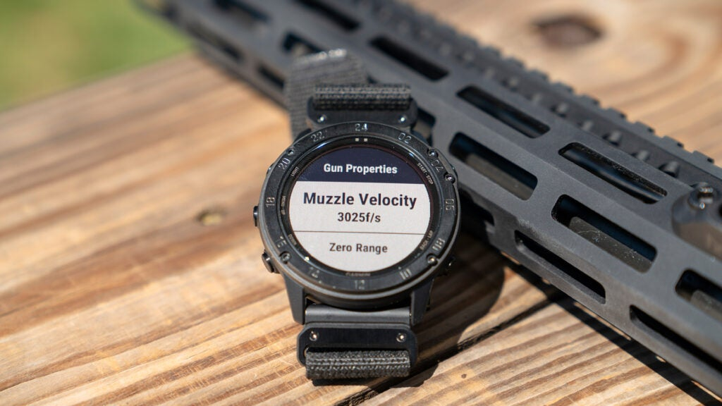 Review: Getting down and dirty with the Garmin Tactix Delta Solar AB smartwatch