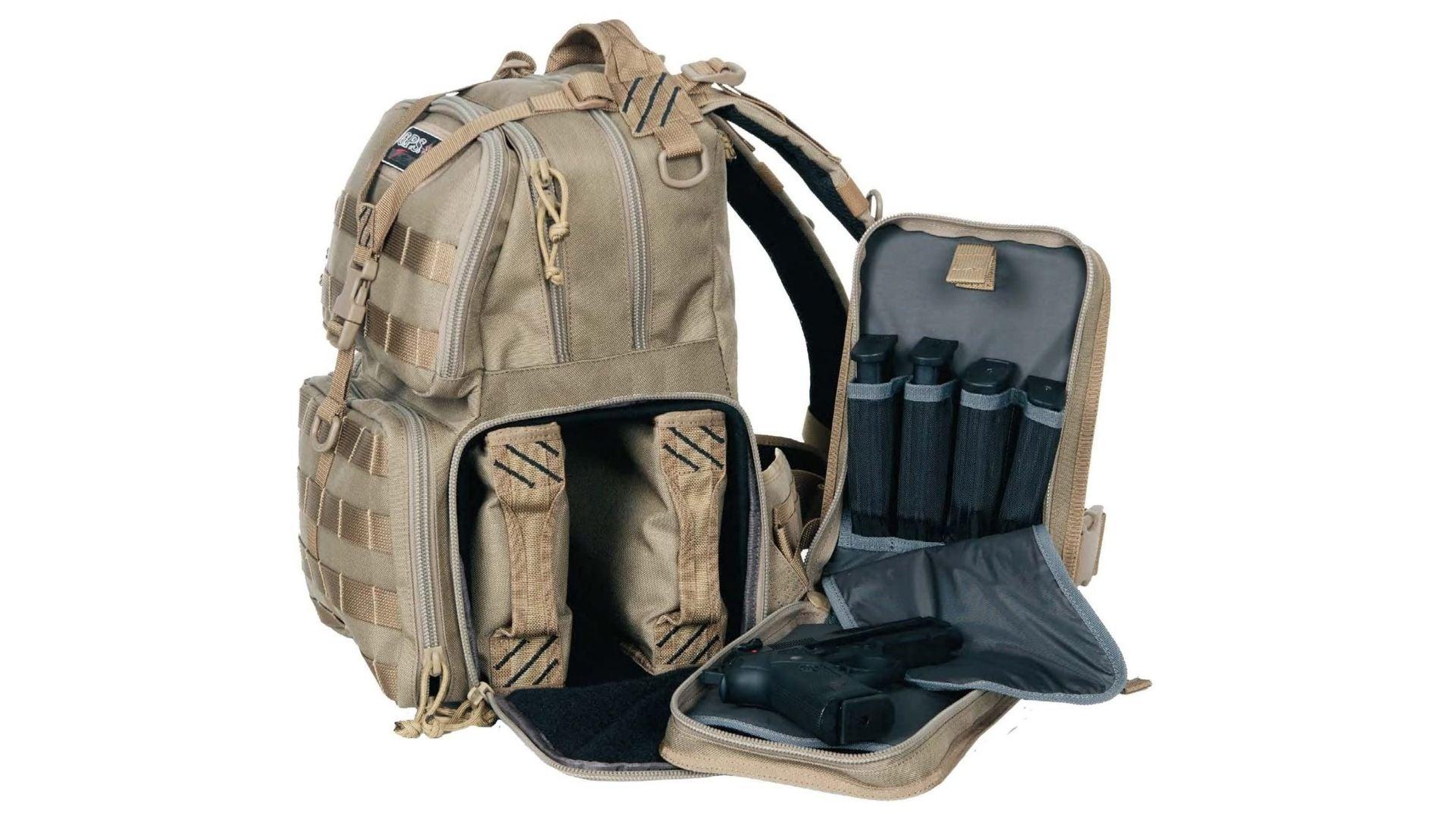 GPS Tactical Range Backpack