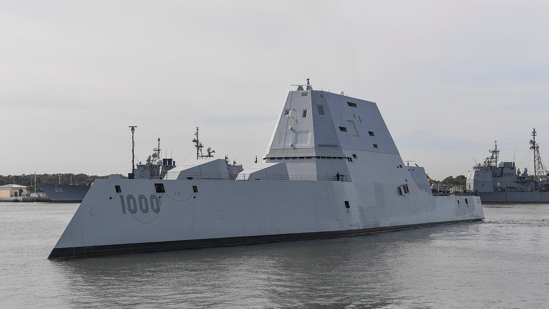 The Navy shouldn't get any more money until it stops spending like a drunken sailor