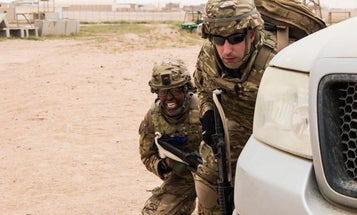 Here's what it takes to be a combat medic for the US military
