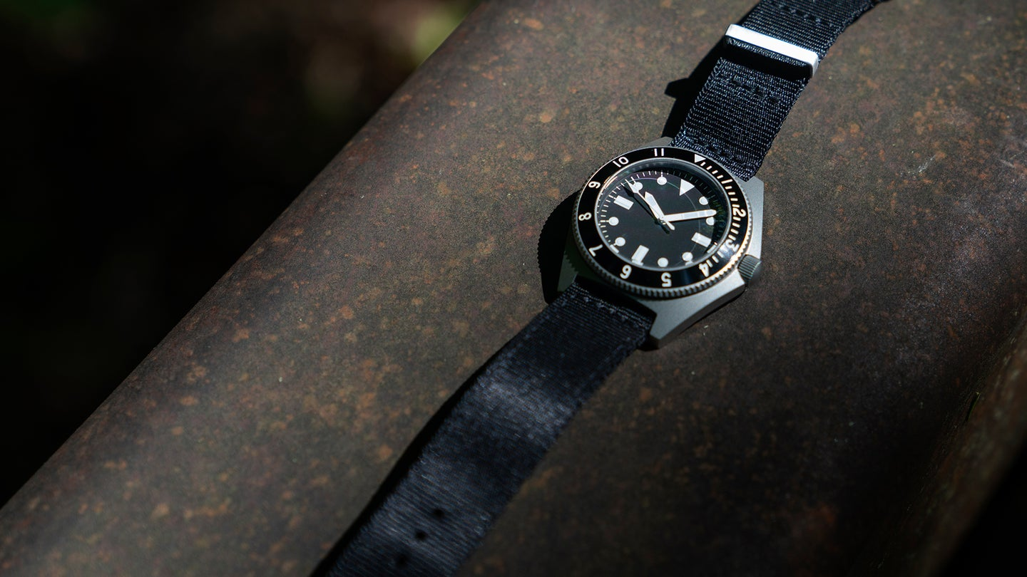 Review: The classic Benrus Type I dive watch is back. Is it better than ever?