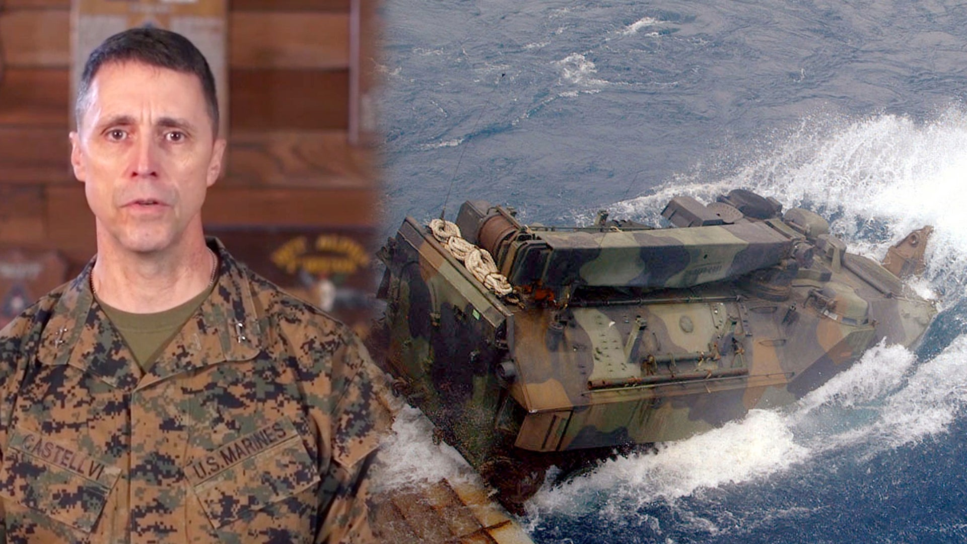 Marine Corps Inspector General suspended over role in amphibious vehicle disaster that killed 9