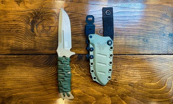 Review: Benchmade's Fixed Adamas knife is the perfect blade for when everything goes FUBAR