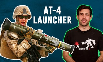 Why the AT-4 rocket launcher is actually the worst anti-tank weapon