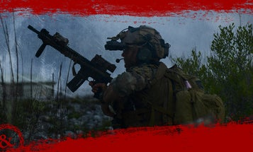 A Marine special operator's fragmented legacy: Blast, impact, trauma, and everything that comes after