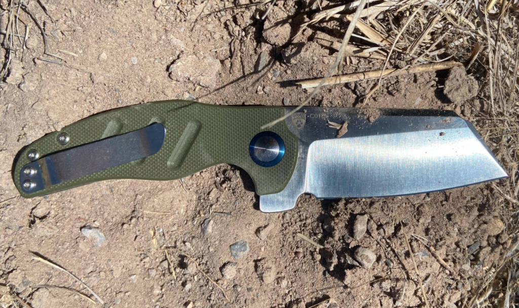 Review: The Kizer Mini Sheepdog is one of the mightiest inexpensive knives you'll ever carry