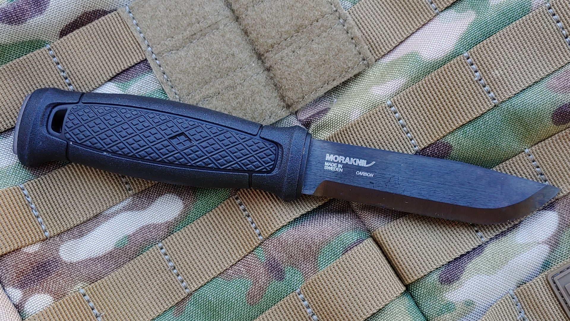 Review: Staying sharp with the Morakniv Garberg