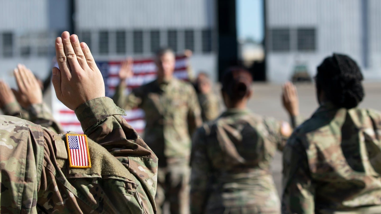This is the Army's updated policy for transgender soldiers