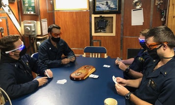 Navy submariners are testing out their own version of 'birth control glasses'