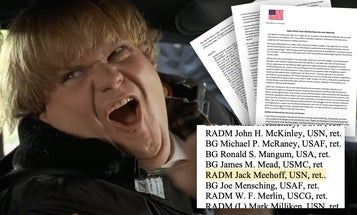 How 'Rear Adm. Jack Meehoff' fooled a bunch of real retired generals and admirals