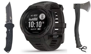 A Garmin smartwatch, Gerber knives, and other sweet gear more affordable than at your off-base pawn shop