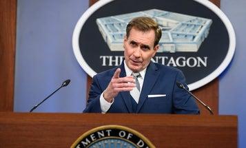 Pentagon denies spying on troops' social media accounts