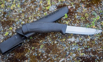 Review: Morakniv's Companion S gets you Swedish steel for a steal