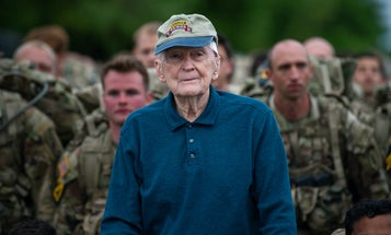 Army Ranger who led 60 men in hellish battle against hundreds to receive the Medal of Honor 70 years later