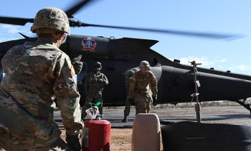 US troops are stuck on the Mexico border with no end in sight