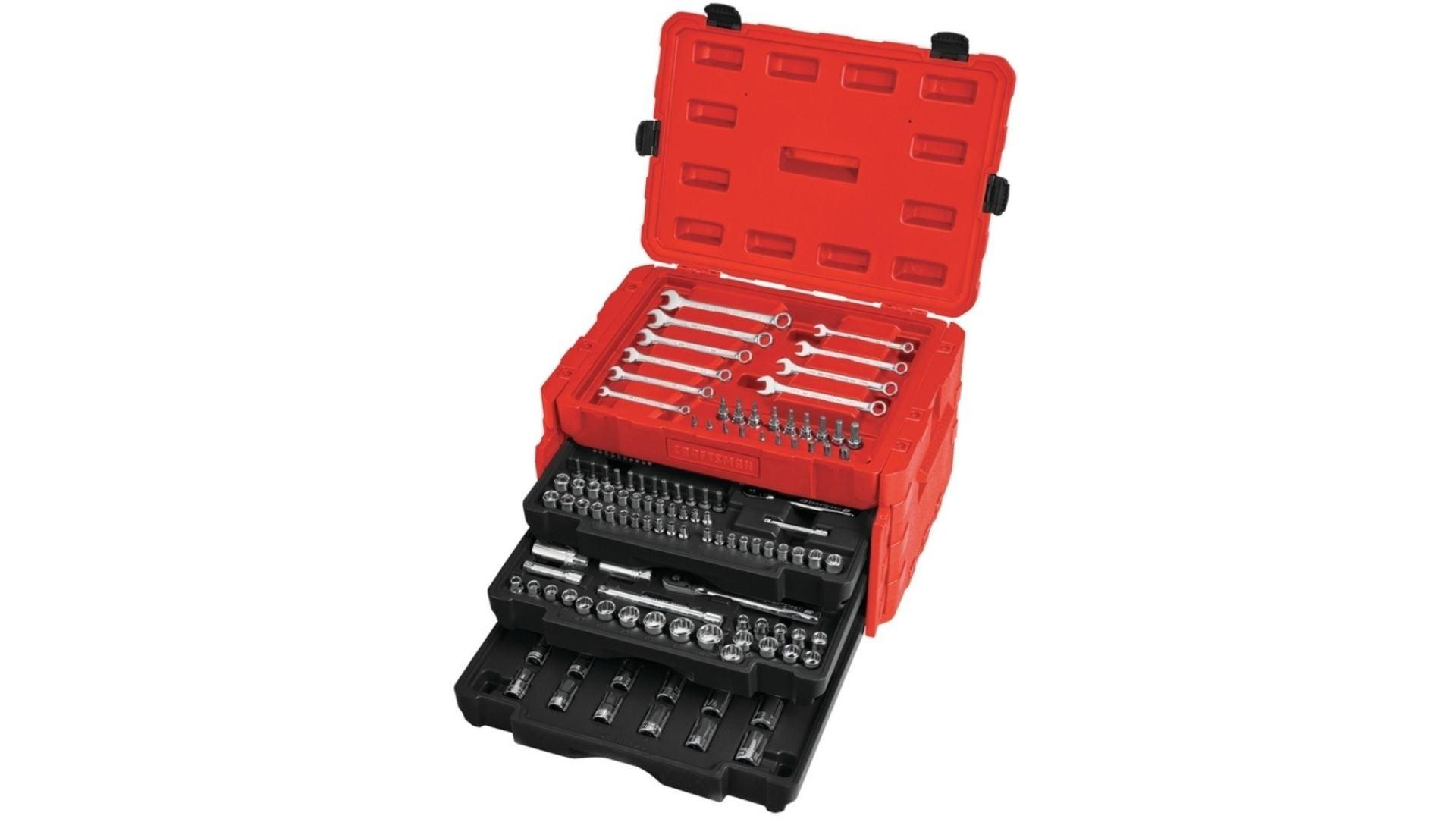 Craftsman Mechanics Tool Set
