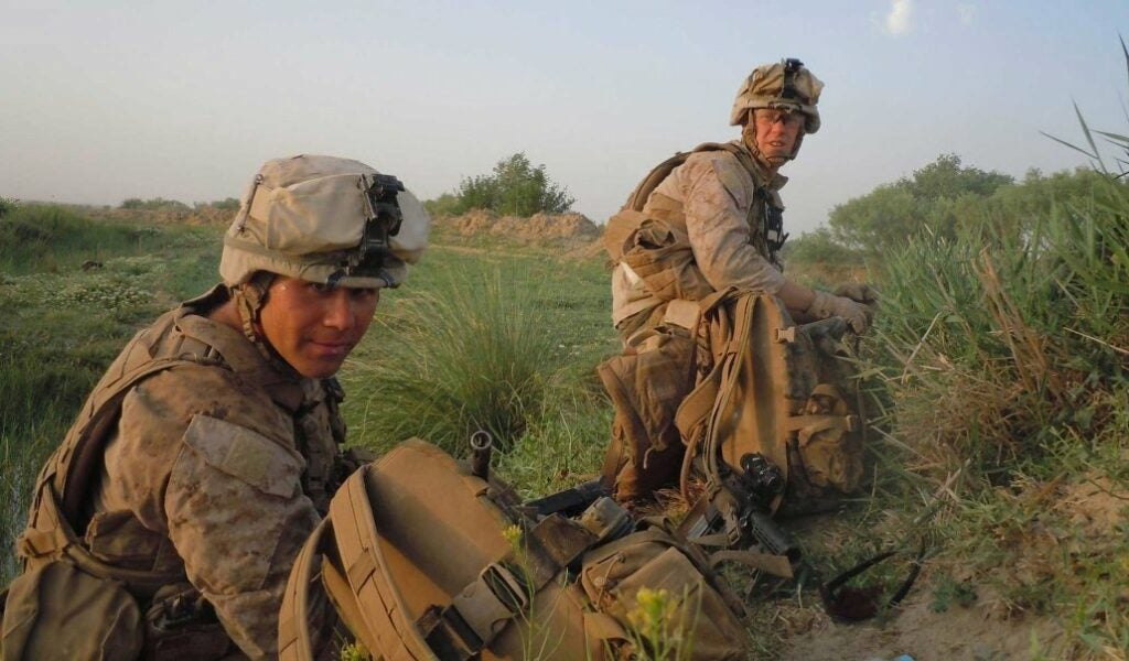 As the War in Afghanistan nears its end, a Marine's guilt intensifies