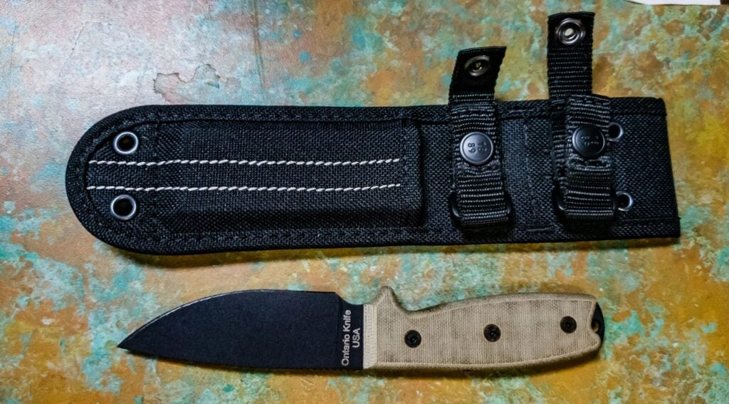 Review: Ontario Knife Company's RAT 3 is an Esee by any other name