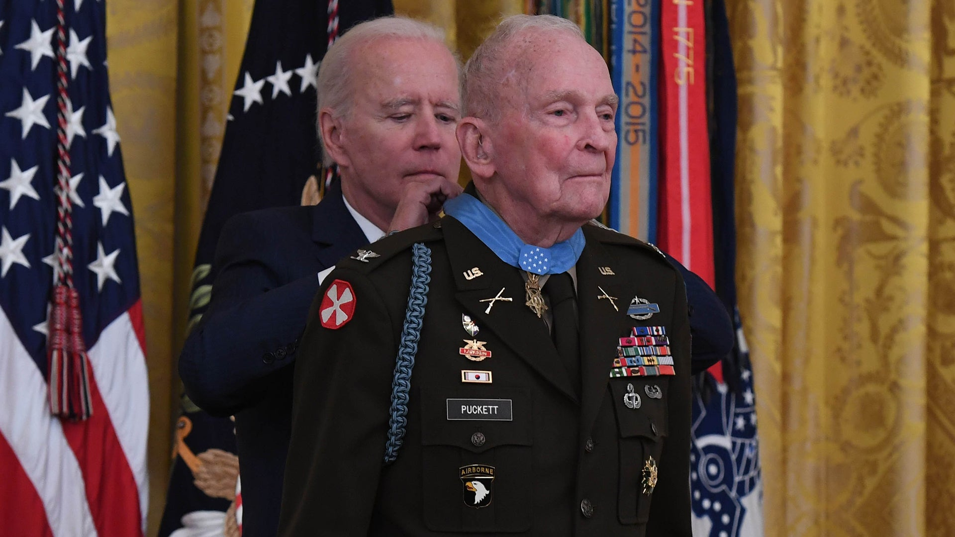America's newest Medal of Honor recipient: 'Our greatest enemy is ourselves'