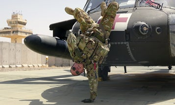 You may see this break-dancing American soldier in the 2024 Olympics