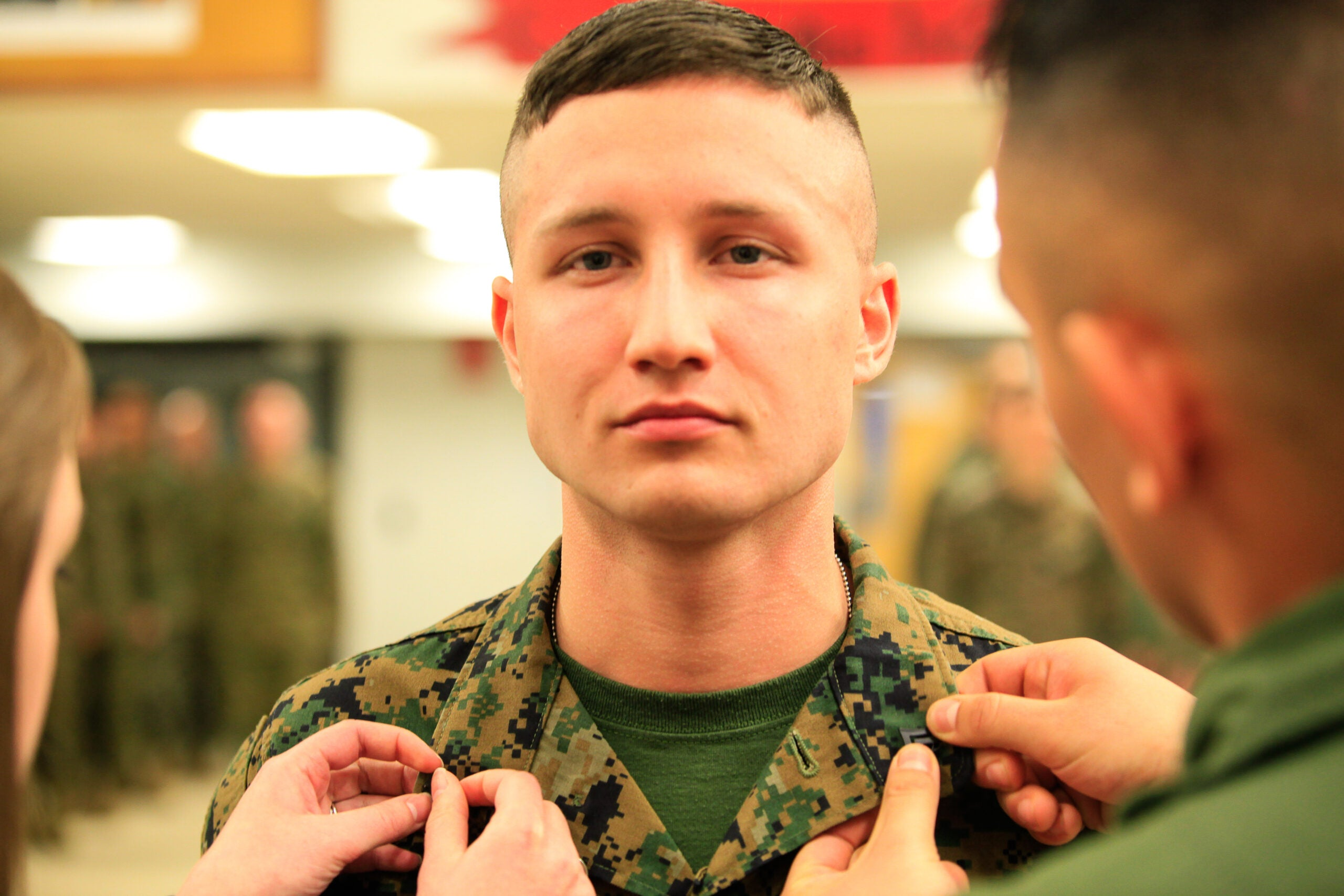 Recon Marine accused of dumping stolen grenades, thousands of rounds of ammo into California ravine
