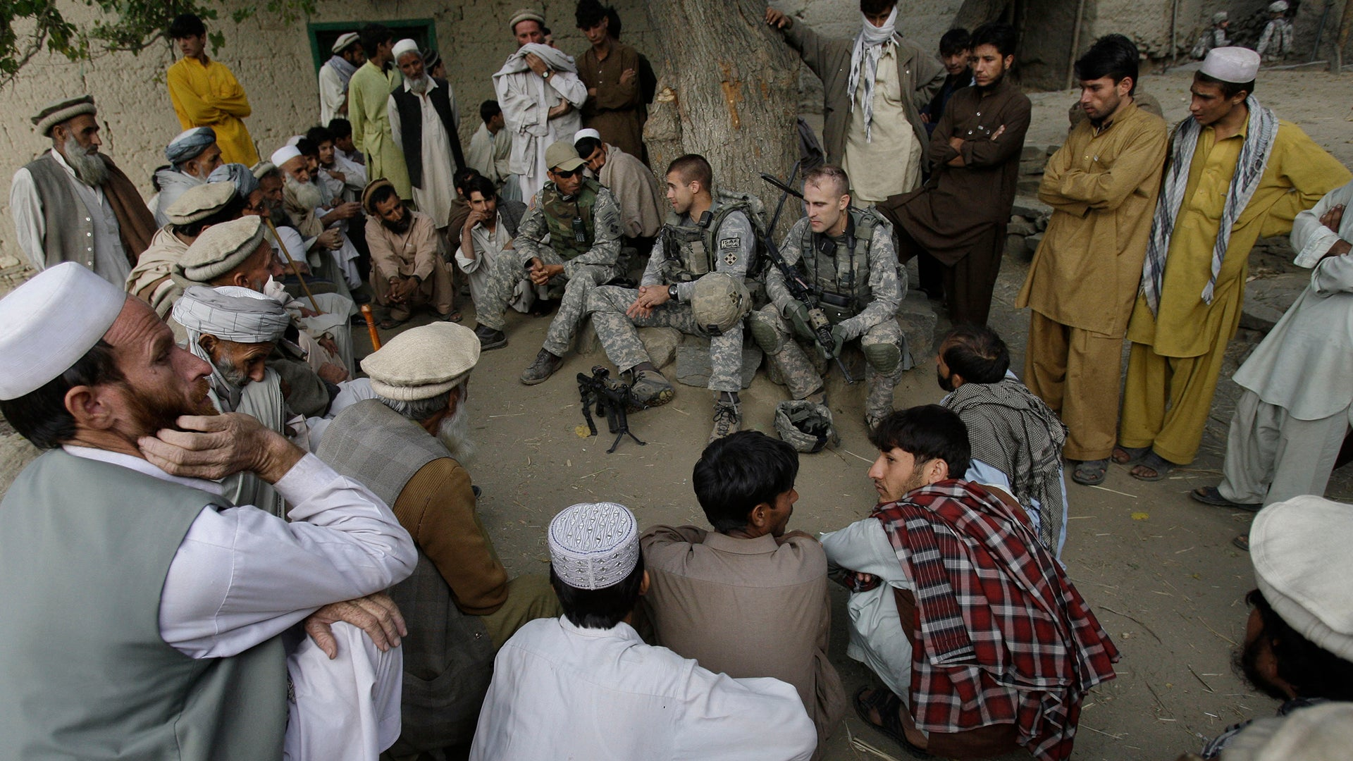 Faced with death, Afghan interpreters still have no escape route to the US