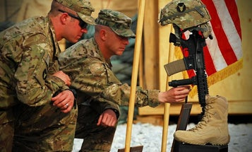 I'll never forget how we honored our fallen heroes on Memorial Day in Baghdad