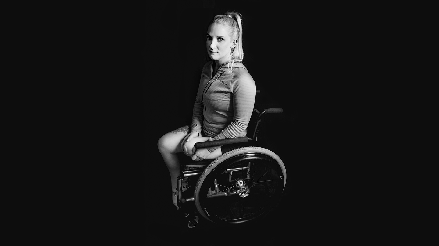 How Kirstie Ennis overcame her wounds – both physical and mental