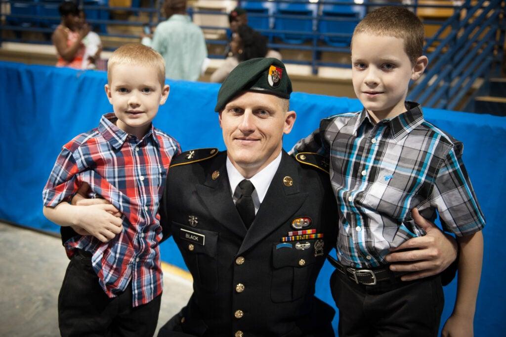 How I learned my Green Beret husband was killed in the Niger ambush