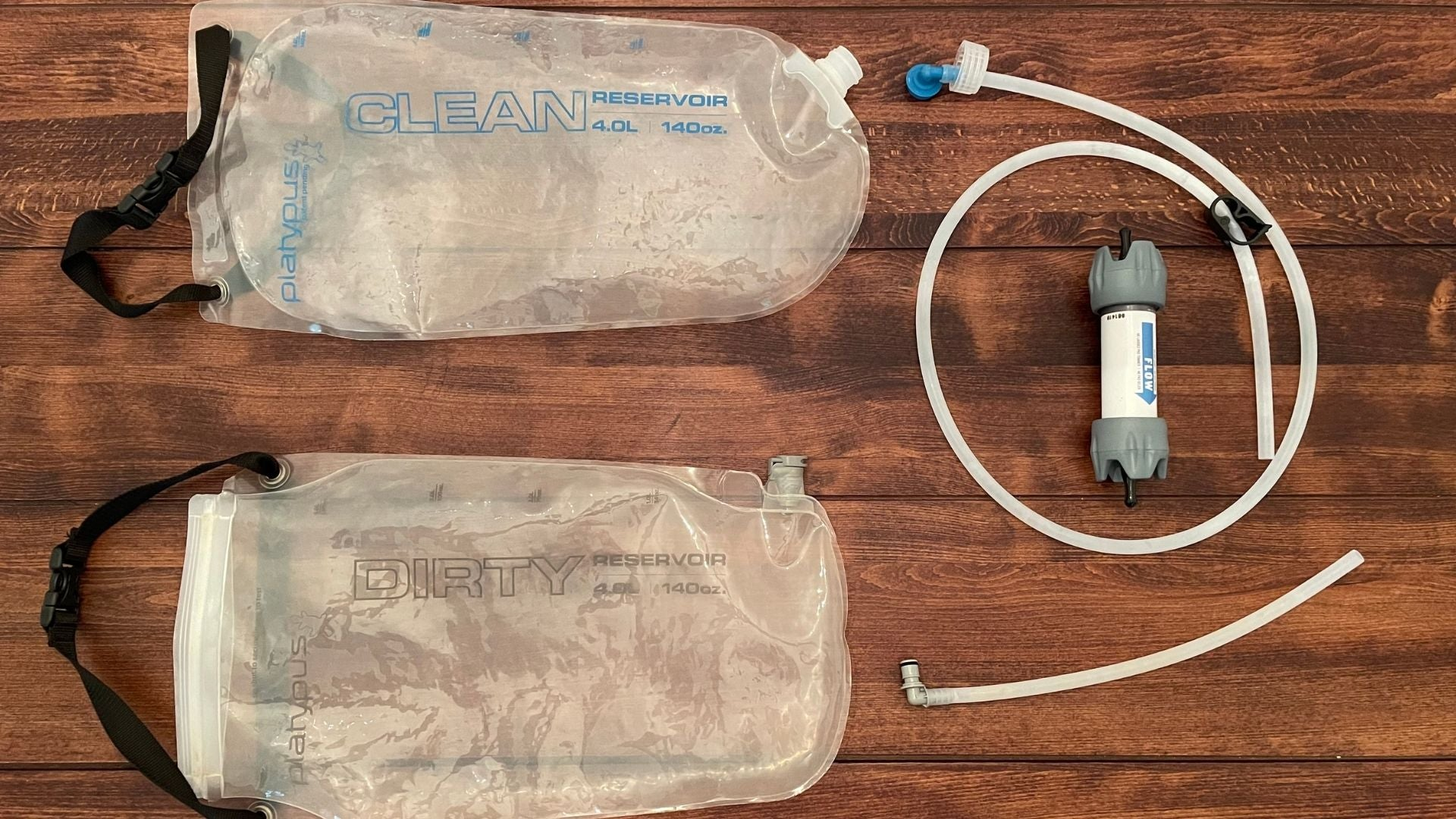 Platypus GravityWorks 4L water filter